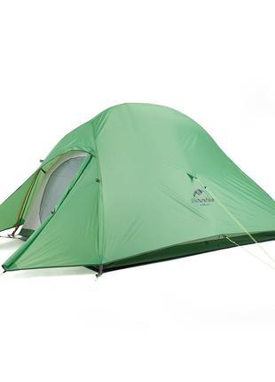 Палатка Naturehike Cloud UP 2 210T updated green