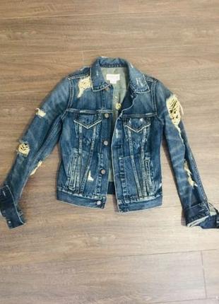 Джинсовая куртка Ralph Lauren Denim & Supply, оригинал