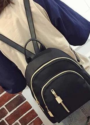 Рюкзак женский городской нейлоновый