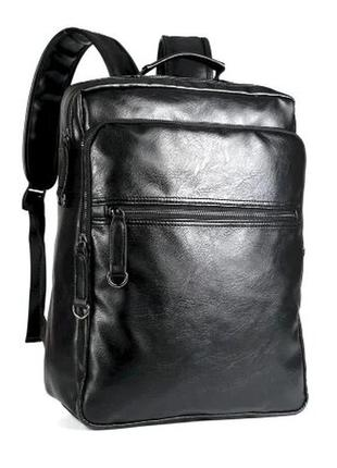 Стильный мужской рюкзак weag черный