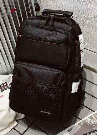Рюкзак oshi черный