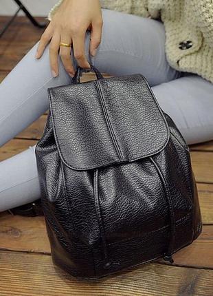 Рюкзак новый женский эко кожа