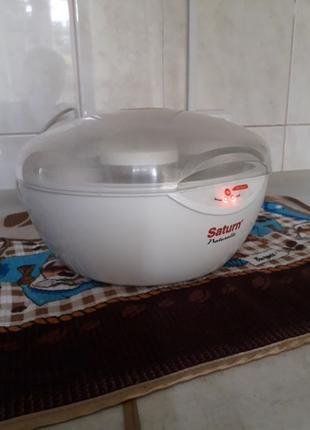 Йогуртница для домашнего приготовления натурального йогурта