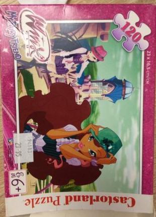 Пазл пазлы для девочки набор настольные развивающие игры