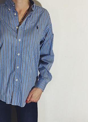 Женская рубашка ralph lauren