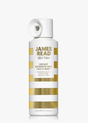 Спрей-автозагар для лица и тела - james read instant bronzing ...