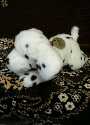 Мягкая игрушка собачка далматинец Джаспер от keel Toys