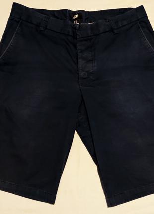Шорти чоловічі H&M   розмір 46 EUR 32 USA