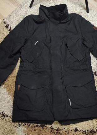 Мембранная термо куртка парка reima на подростка или невысокий...