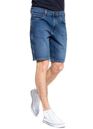 Новые оригинальные шорты WRANGLER 5 PKT (W14CKP117) - 30 размер