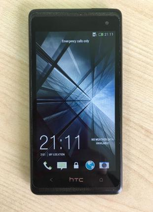 Смартфон HTC Desire 600 dual sim (17334)