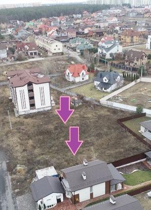 Софіївська Борщагівка провулок Каштановий ділянка 21 сотка