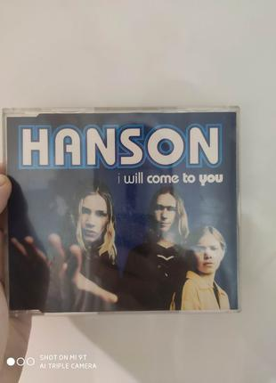 CD Hanson I Will come to you.Доставка бесплатная.