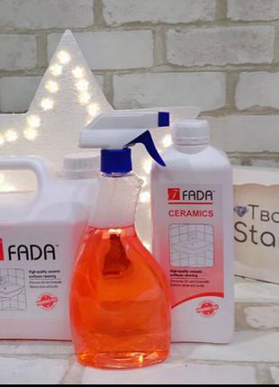 Средство для мытья керамических поверхностей ФАДА керамика