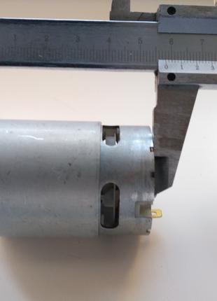 Двигатель мотор шуруповерта AEG 12 вольт