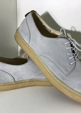 Мужские туфли fred perry