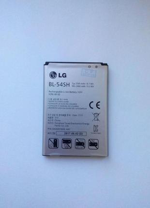 Аккумулятор BL-54SH смартфонов LG D331, D335, D405, D410, D415...