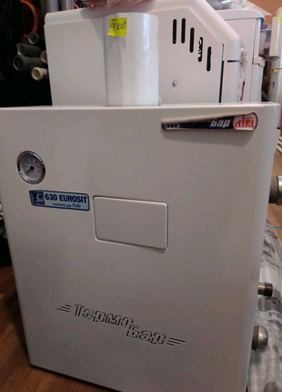 Котел газовий димоходний ТермоБар 7 кВт