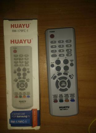 Пульт универсальный для телевизоров Samsung RM- 179FC-1