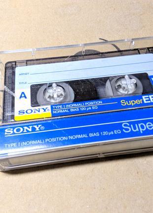 Аудиокассета SONY EF90