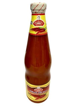 Шрирача Чили соус «Madame Wong» 600мл