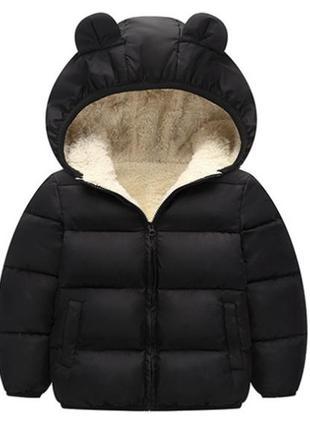 ✍🏻классные демисезонные куртки с ушками