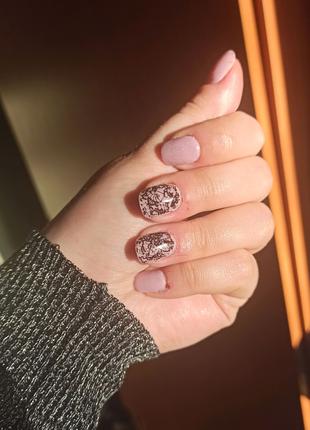 накладные ногти (типсы)