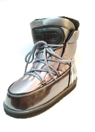 Луноходы moon boot gucci