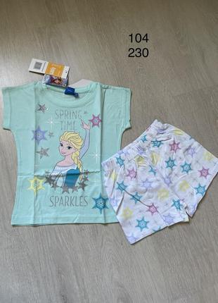 Пижама с фроузен