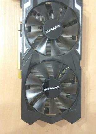 Видеокарта Sapphire RX 560 4gb