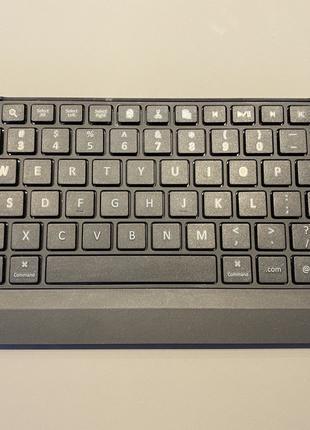 Клавиатура Belkin F5L114 Bluetooth Wireless Keyboard Black