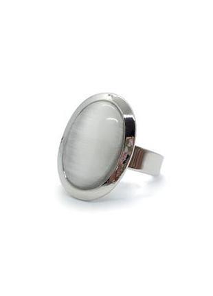 🐱💍 кольцо безразмерное натуральный камень кошачий глаз