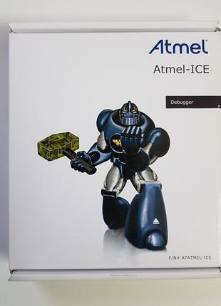 Atmel-ICE (полный комплект) отладчик от Microchip ATATMEL-ICE