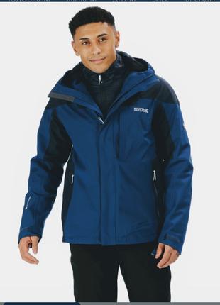 Ветровка/штормовка.весенняя куртка для спорта и отдыха.куртка-...