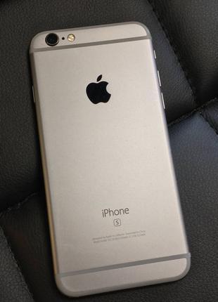 Iphone 6s 32 Space gray usa телефон/купити/айфон/смартфон/6с/