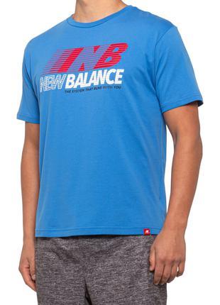 Футболка New Balance MT03513