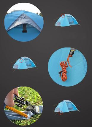Срочно продам палатку 3-4 местную Desert Fox