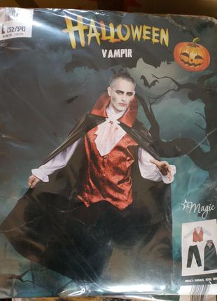 """Хеллоуин костюм """"Вампир"""""""