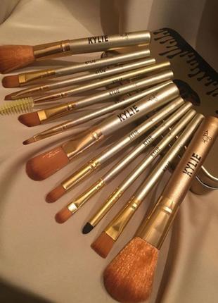 Профессиональный набор кистей для макияжа Kylie