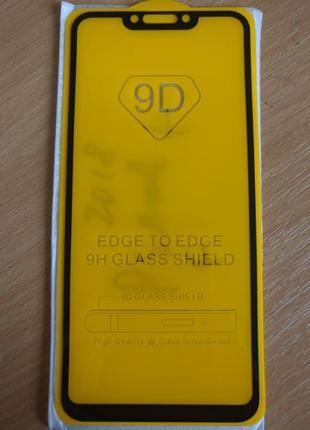 3D Защитное стекло Защитное стекло Huawei P Smart Plus (2018)/...