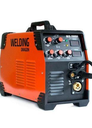Полуавтомат сварочный Welding Dragon MIG-200 S4