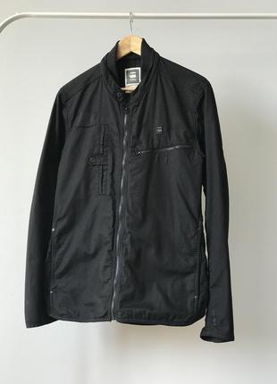 Максимально стильная курточка g-star hamzer biker jacket