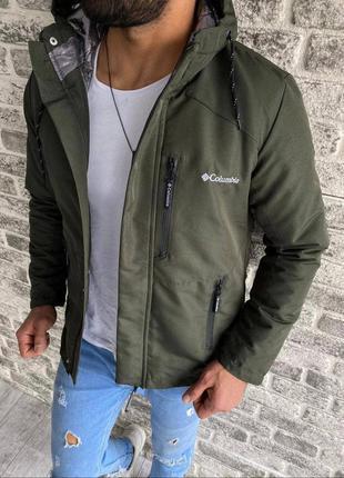 Топовая мужская куртка columbia