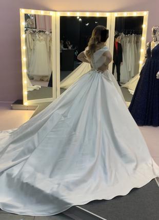 Свадебное платье Lux-качества