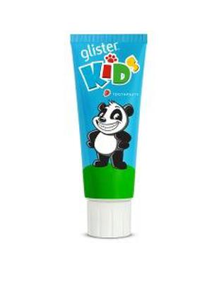 Glister kids зубная паста