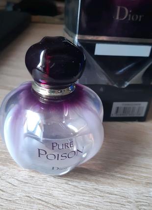 Духи женские Pure Poison Dior  Оригинал