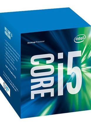 Процессор  Intel Core i5 7500 3.4GHz