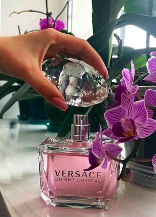 Versace bright crystal 90 ml.