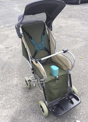 Детская реабилитационная коляска НПЦ-Антей