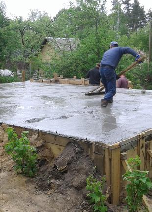 ФУНДАМЕНТЫ - МОНТАЖ ( Строительство Домов )
